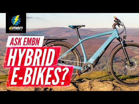 Can A Hybrid E Bike Be Used For Mountain Biking? | #askEMBN