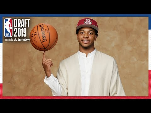 Darius Garland Selected 5th OVERALL! | 2019 NBA Draft