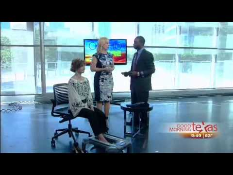 Dr. Comfort Scanner on Good Morning Texas