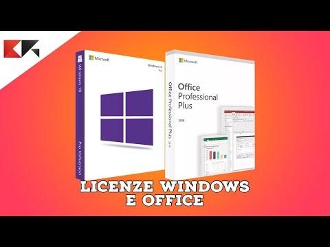 Licenza Windows e Office in offerta: fac …