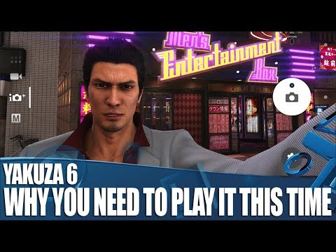 Yakuza 6 - Why You Need To Play It This Time - Interview
