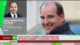 Jean-Christophe Lagarde : «Le virage que veut prendre Macron ne convenait pas à Edouard Philippe»