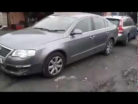 Volkswagen Passat 2007 m dalys