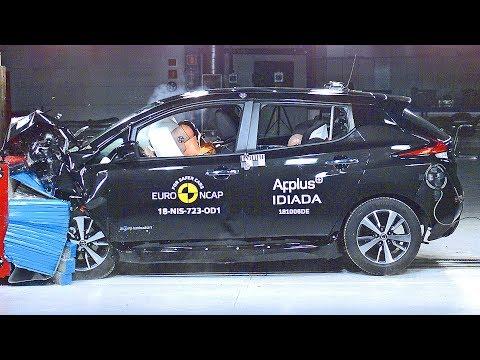 """Nissan Leaf (2018) Really Safe Car"""""""