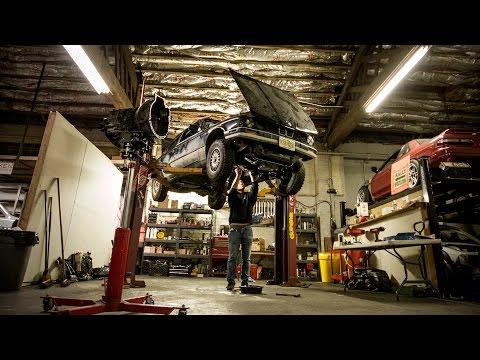 Ryan Turns a BMW 325is Into a Cheap Rally Car [Episode 2] -- /BORN A CAR