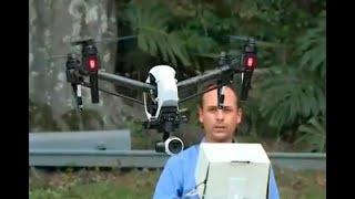 Así operará el moderno equipo de drones con el que se vigilará la calidad del aire en Medellín