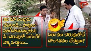 MS Narayana Comedy Scenes | Sunil Best Comedy Scenes | NavvulaTV - NAVVULATV