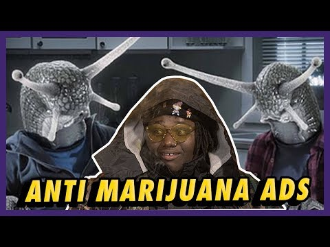 High People React To Anti Weed Ads | Loaded Up