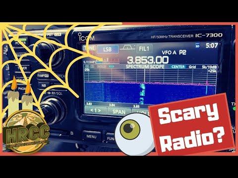 Ham Radio Spooktactular!