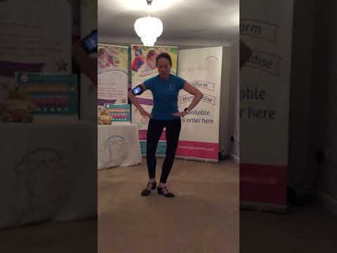 CORONA VIRUS- Learn a Mothers day dance with tiny toes ballet