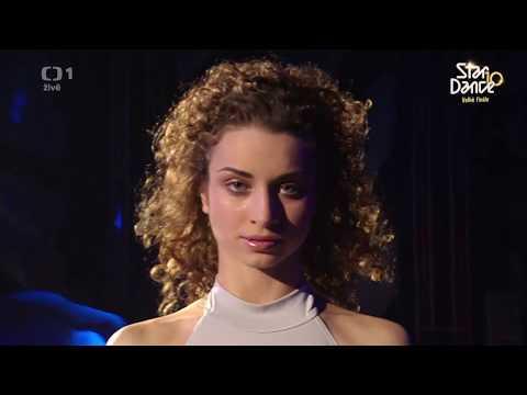 Finále: Matouš Ruml a Natálie Otáhalová - současný tanec
