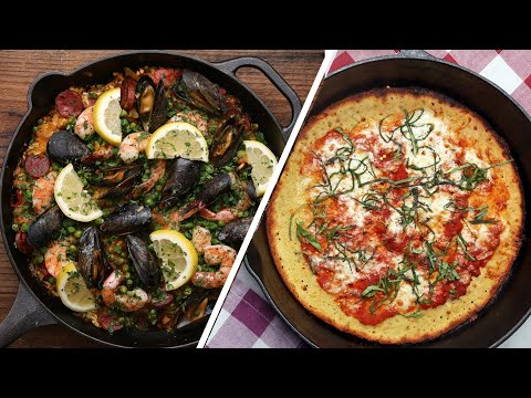 6 Recipes For Your Cast Iron Skillet ? Tasty Recipes