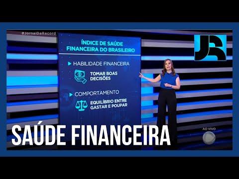 JR Dinheiro: entenda o que significa o índice de saúde financeira do brasileiro