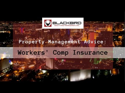 Advice on Workers' Comp Insurance by Las Vegas Property Management