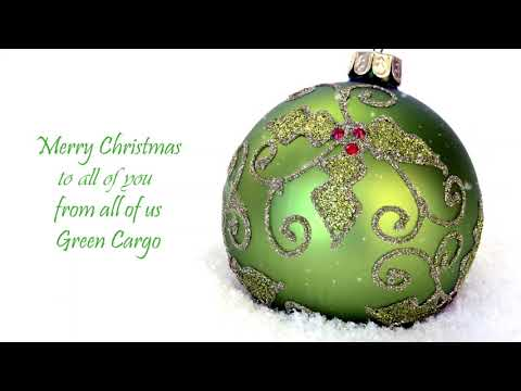 Merry Christmas to all of you from Green Cargo!