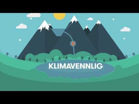 Vannkraften - Det norske forspanget