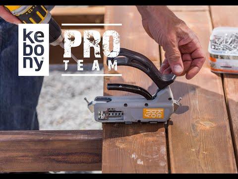 Terrasse Kebony - construire avec un professionnel