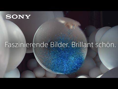 """Sony BRAVIA 4K HDR TV - """"Faszinierende Bilder. Brillant schön."""""""