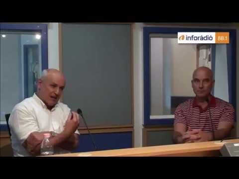 Párbeszéd a gazdaságról - Magas István és Szabó László az InfoRádióban
