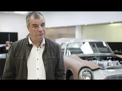 Aston Martin Goldfinger DB5 Continuation Gadget Update
