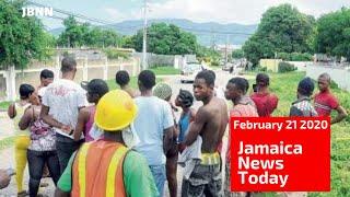 Jamaica News Today February 21 2020/JBNN