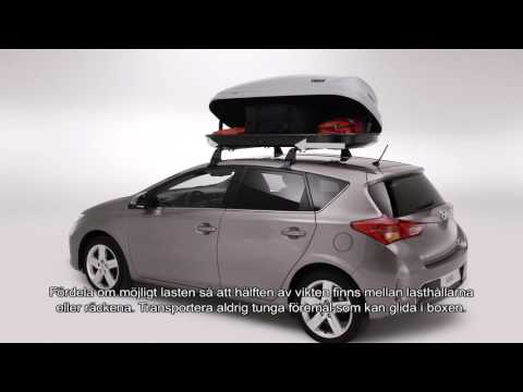 Toyota | Takbox | Rooftop | Luggage Box