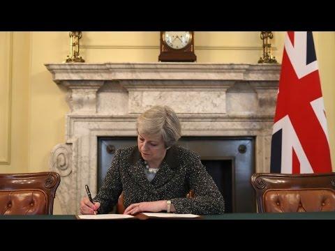 بريطانيا تطلق الاربعاء رسميا عملية خروجها من الاتحاد الاوروبي