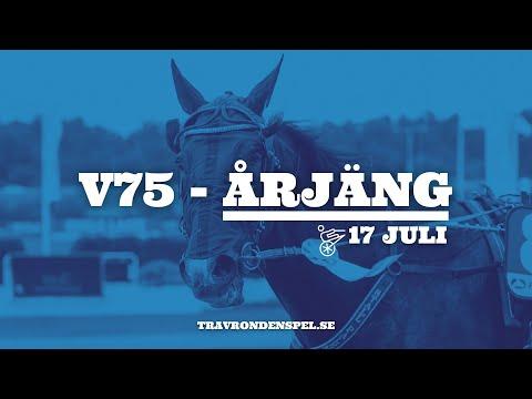 """V75 tips Årjäng   Tre S - """"Ska bara runda"""""""