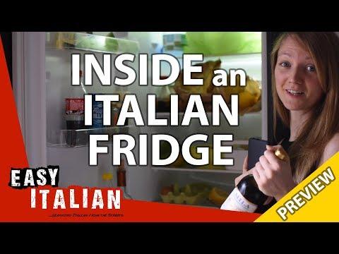 What's inside an Italian fridge? (PREVIEW) | Super Easy Italian 3 photo