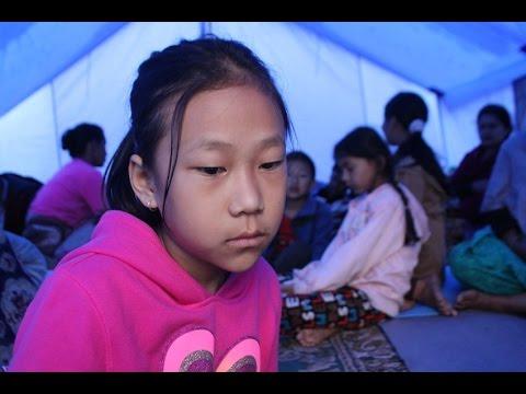Nepal Earthquake: Amrita's story