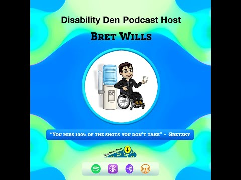 , TDC – The Disability Den With Host Bret Wills And Guest Jessica Lewis, Wheelchair Accessible Homes