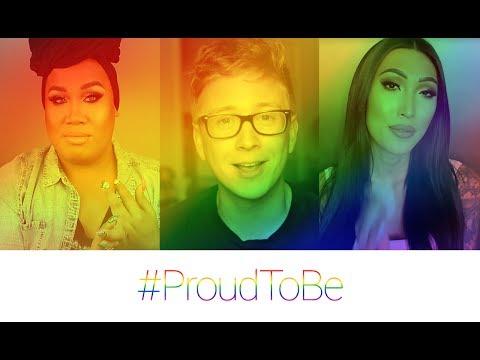 connectYoutube - #ProudToBe: Celebrate Brave Voices this Pride