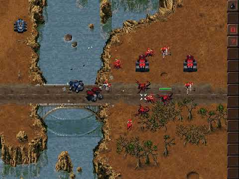 KKND: Krush Kill 'N Destroy (Evolved: Mission 5) (Beam Software) (MS-DOS) [1997] [PC Longplay]