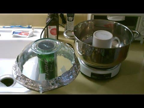 "DIY Water Distiller! - LARGE ""Table-Top"" Steam Distiller! (w/TDS readings!) - Pure H2o Fast! ~ v.2"