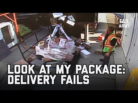 Look at My Package: Delivery Fails