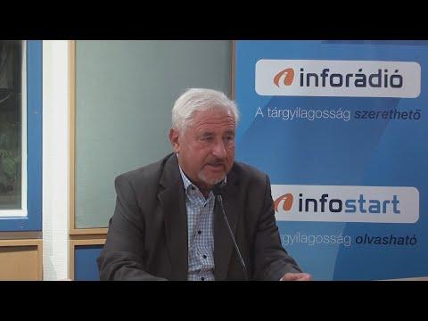 InfoRádió - Aréna - Magyar György - 2021.09.29.