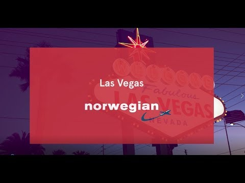 Discover Las Vegas with Norwegian (NO)