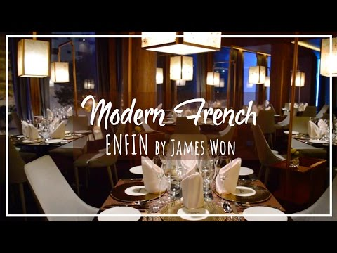 Enfin by James Won | Kitchen Tour & Restaurant Review in Kuala Lumpur