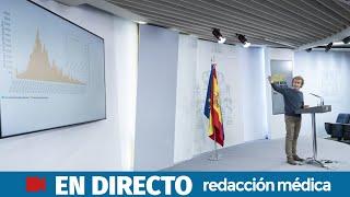 DIRECTO   Rueda de prensa de Fernando Simón, director del Centro de Alertas y Emergencias Sanitarias