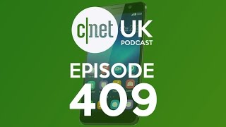 CNET UK Podcast - Huawei does the Honors - Ep. 409