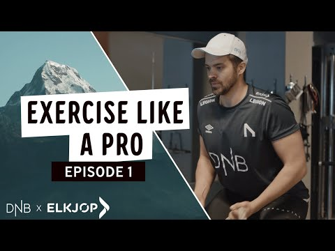 How To E-Sport - Exercise like a pro