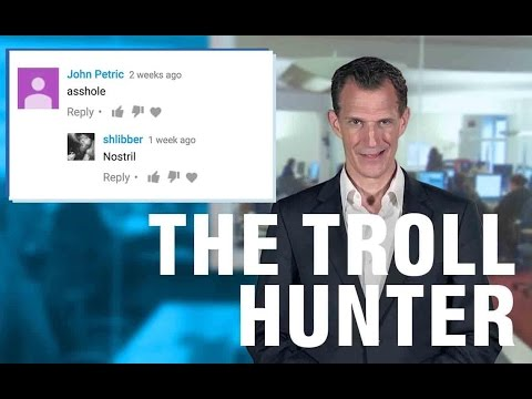 How to Reply to YouTube Comments? Hire THE TROLL HUNTER | 'United States of Europe'