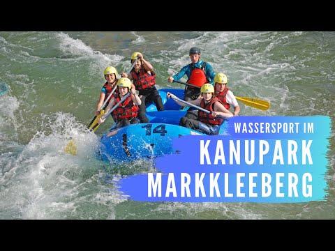 Kanupark Markkleeberg - Dein Spot für Wassersport und Freizeit in Leipzig