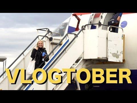 DUBLIN! SPACE NK MEET & GREET! | VLOGTOBER 12