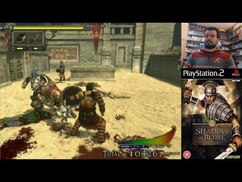 SHADOW OF ROME (PlayStation 2) - Gameplay en Español || EVENTO PS2