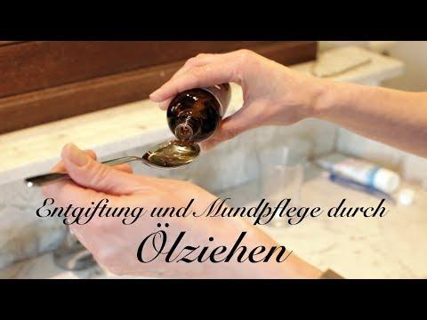 Viriditas Heilpflanzen-Video: Entgiftung und Mundpflege durch Ölziehen