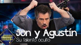 Agustín Jiménez demuestra su talento oculto - El Hormiguero 3.0