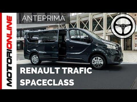 Renault Trafic SpaceClass   Intervista Speciale a Francesco Fontana Giusti