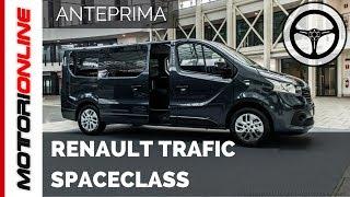 Renault Trafic SpaceClass | Intervista Speciale a Francesco Fontana Giusti