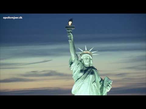 New York - skøn storbyferie med Apollo
